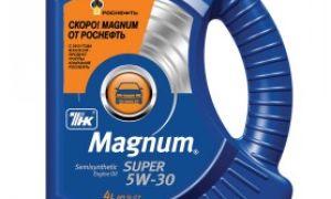 Magnum Super 5W-30/5W-40/10W-40/15W-40